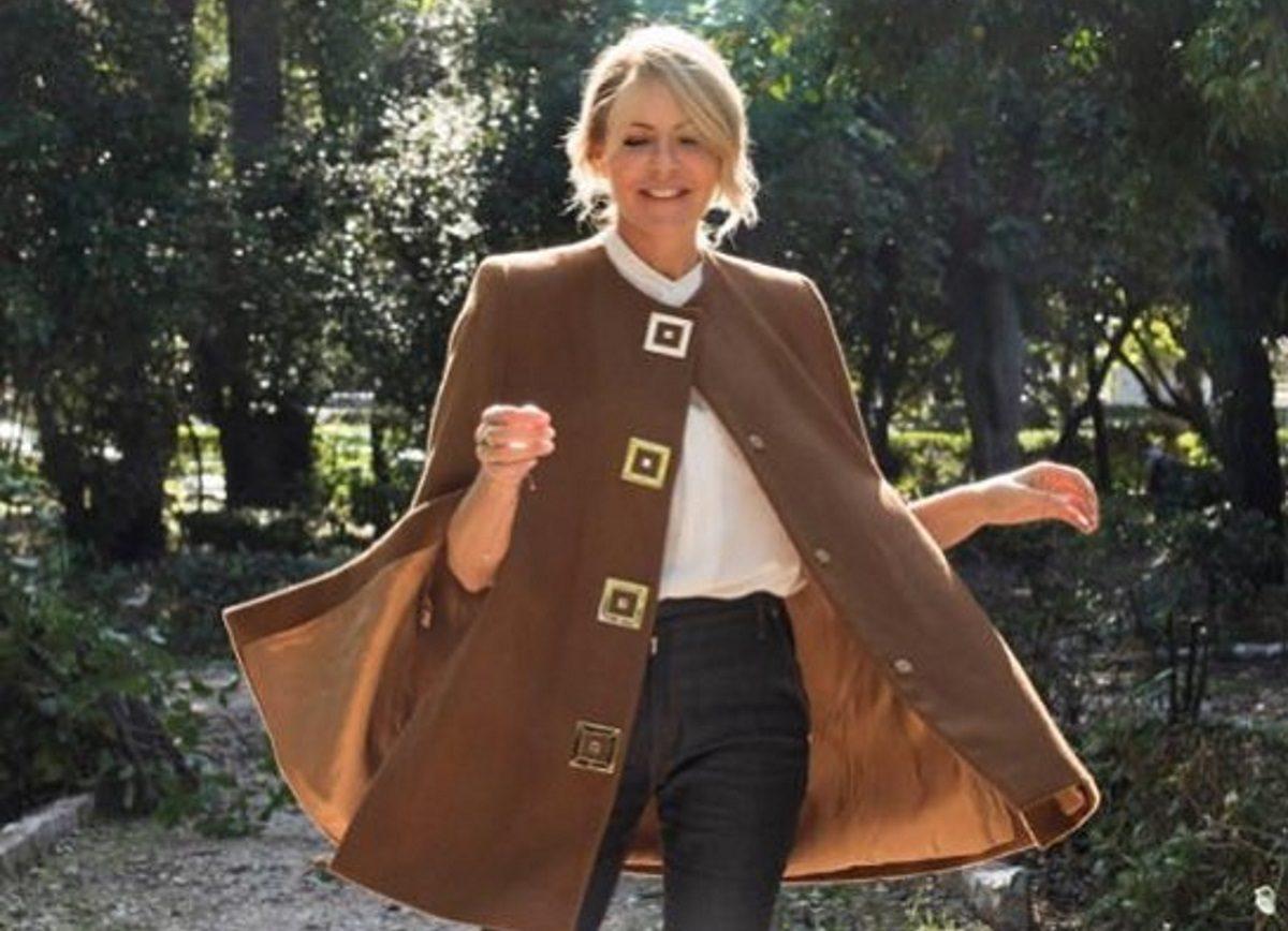 Τζένη Μπαλατσινού: «Λιώνει» στα γέλια μαζί με τις κόρες της! Τι συνέβη; [video]   tlife.gr