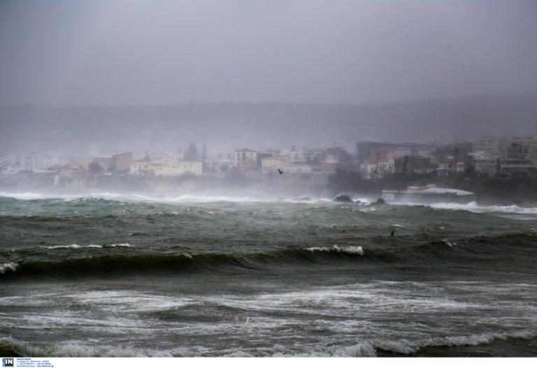 Καιρός αύριο: Κρύο και ισχυροί άνεμοι στο Αιγαίο | tlife.gr