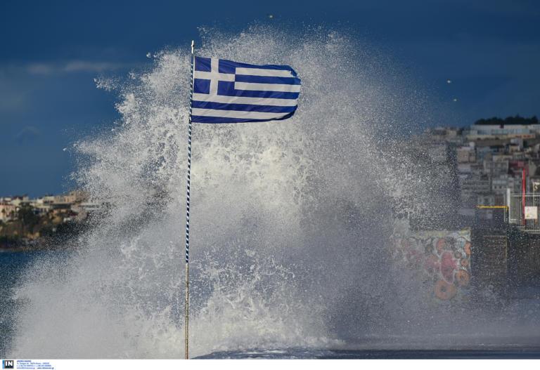 Καιρός σήμερα: Μέχρι και οκτώ μποφόρ στο Αιγαίο! | tlife.gr