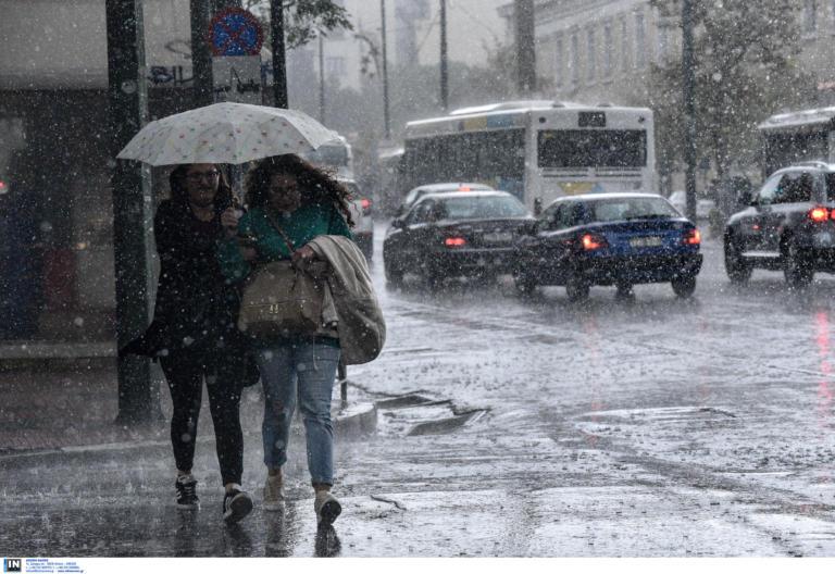 Καιρός: Βροχές, καταιγίδες και ισχυροί άνεμοι   tlife.gr