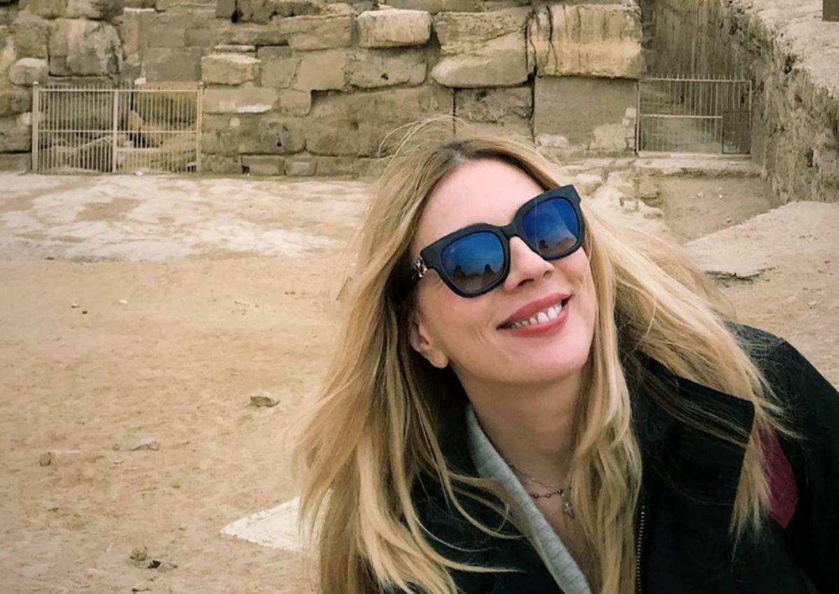 Σμαράγδα Καρύδη: Το μαγικό ταξίδι στο Κάιρο! [pics] | tlife.gr