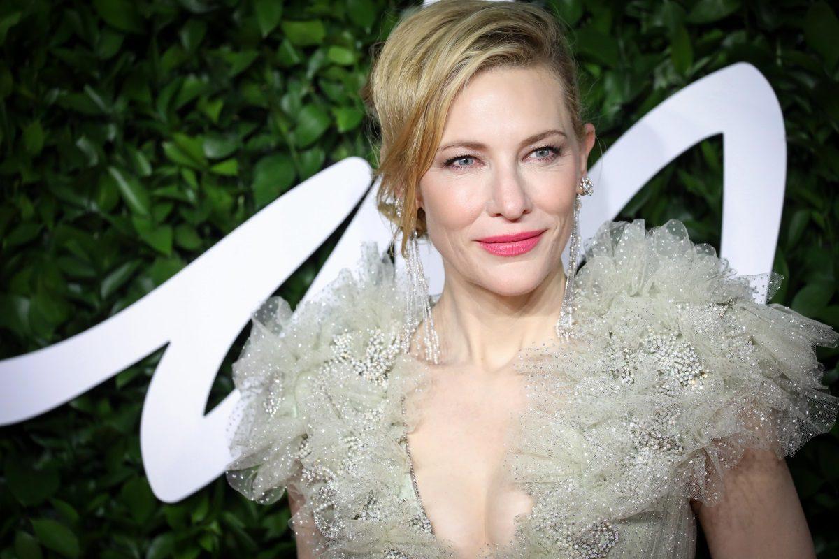 Η Cate Blanchett πρόεδρος της επιτροπής στο Κινηματογραφικό Φεστιβάλ της Βενετίας! | tlife.gr