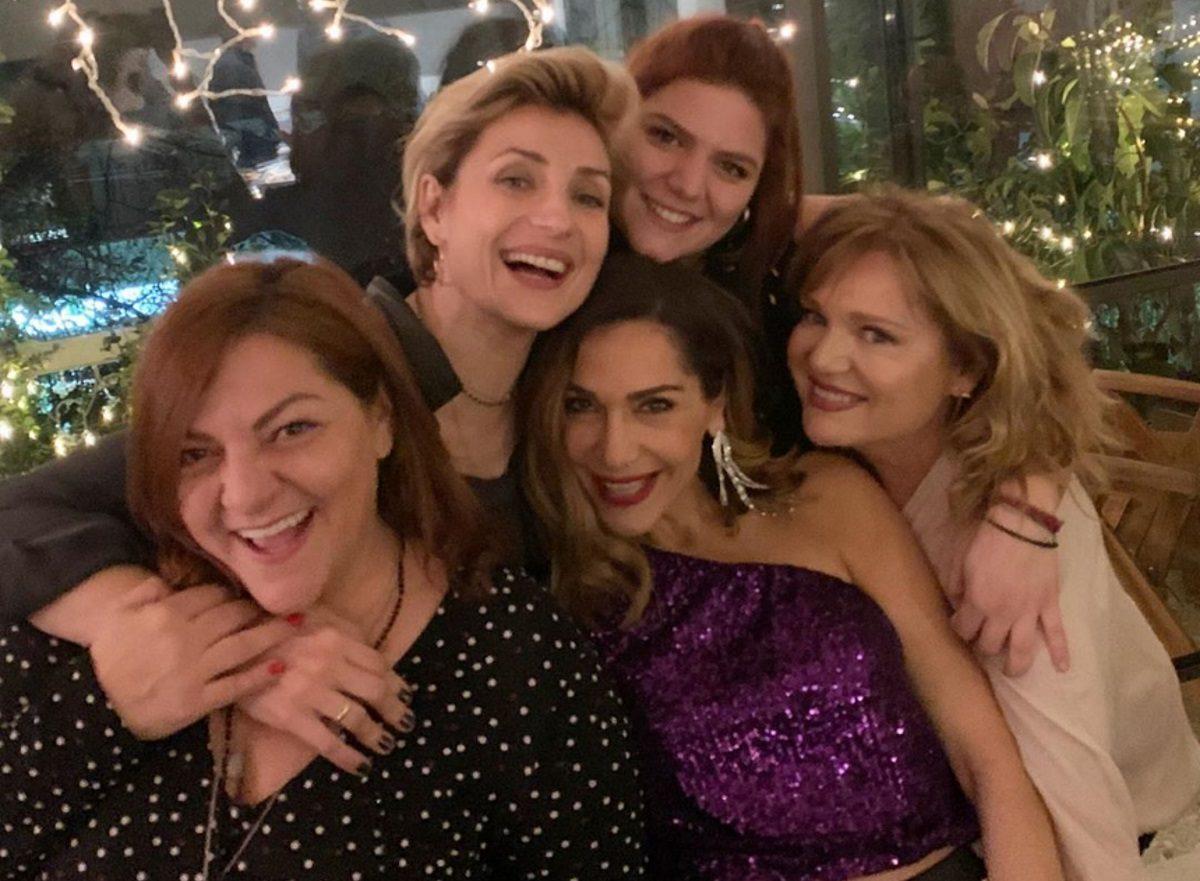 Μαρία Καβογιάννη: Γενέθλια με τις διάσημες φίλες στο πλευρό της! [pics,vid]   tlife.gr