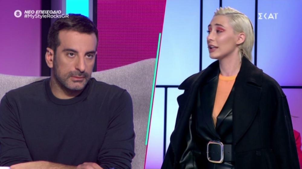 My Style Rocks: Κατακεραύνωσε ο Κουδουνάρης την Κιάρα! «Σε ντύνει η Ραμόνα;» Video | tlife.gr