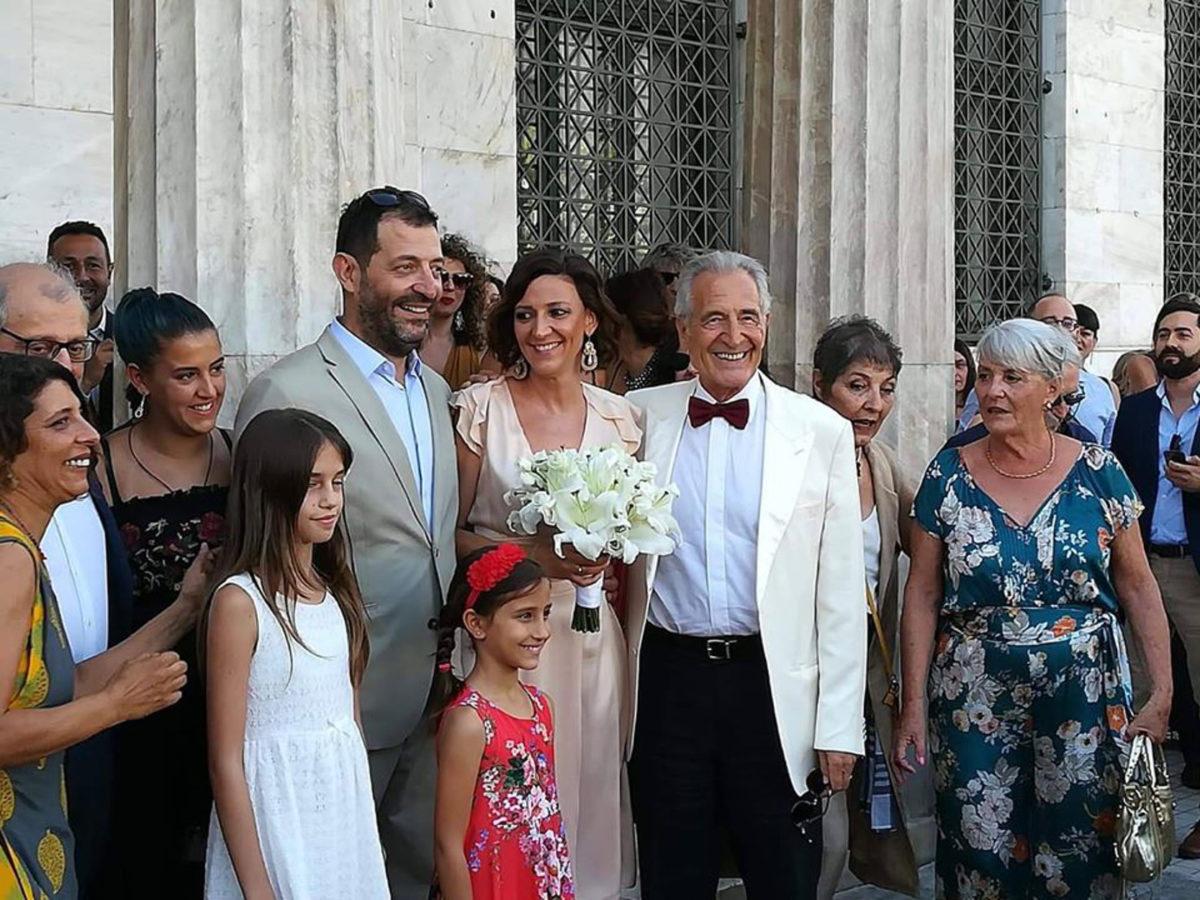 Γιώργος Κοτανίδης: Λίγους μήνες πριν φύγει από τη ζωή είχε παντρέψει την κόρη του [pics] | tlife.gr