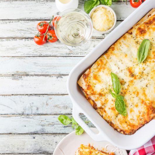 Λαζάνια στο φούρνο, γεμιστά με διάφορα τυριά | tlife.gr