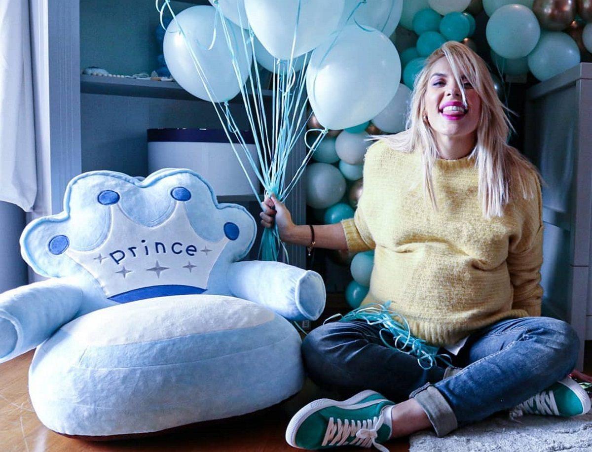 Μαντώ Γαστεράτου: Η πρώτη φωτογραφία του νεογέννητου γιου της και το μήνυμα της! | tlife.gr
