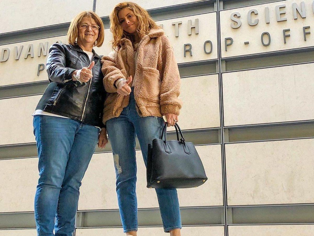 Ευχάριστα τα νέα για την μητέρα της Maria Menounos στην μάχη της με τον καρκίνο! | tlife.gr