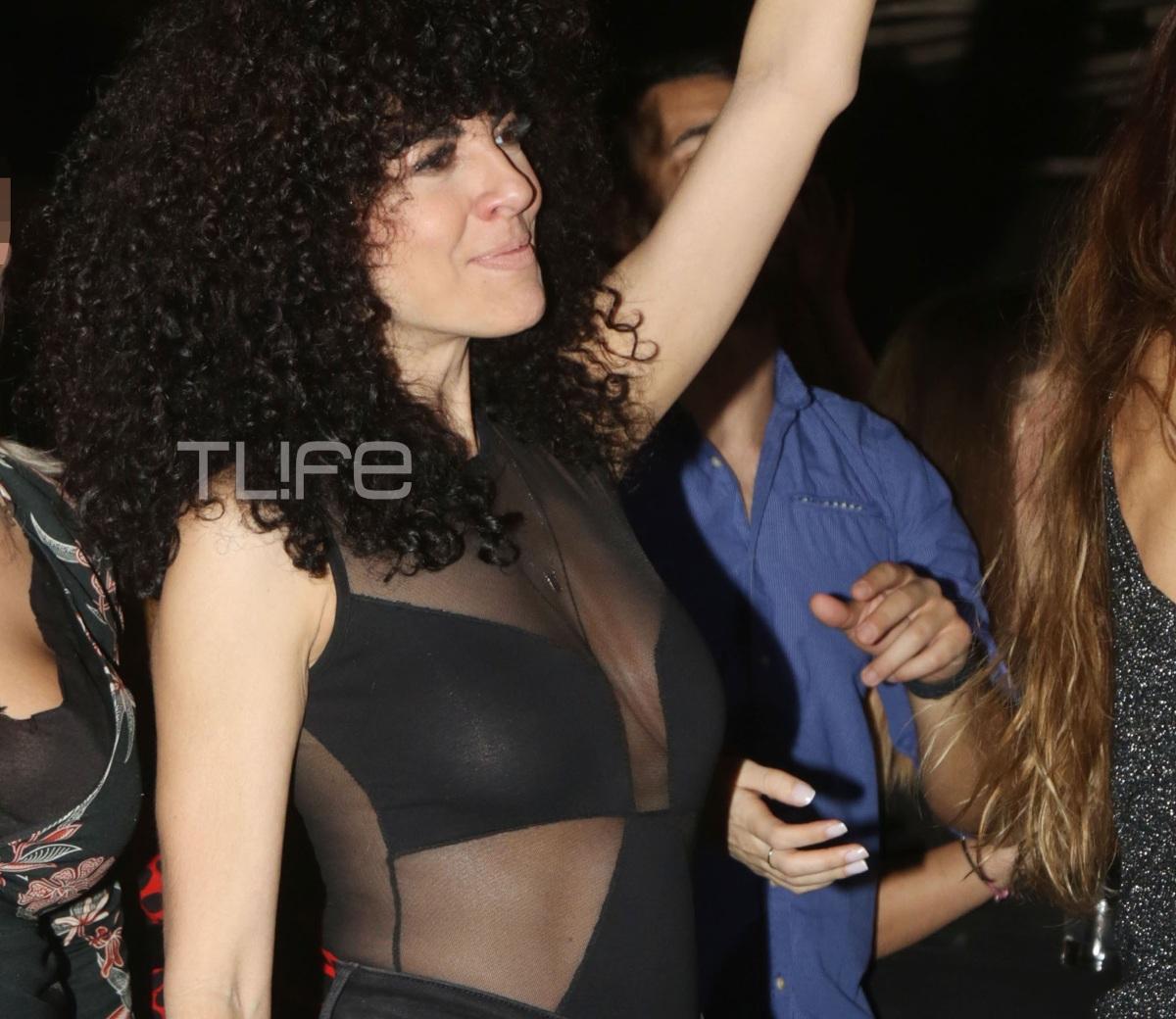 Μαρία Σολωμού: Ξεφάντωσε στο ρεβεγιόν με το πιο trendy και αποκαλυπτικό body που έχεις δει! [pics]