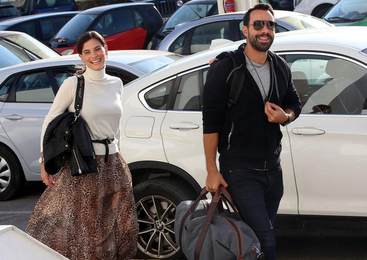 Χριστίνα Μπόμπα – Σάκης Τανιμανίδης: Χειμερινή απόδραση στην Αράχοβα μαζί με φίλους! [pics,video] | tlife.gr