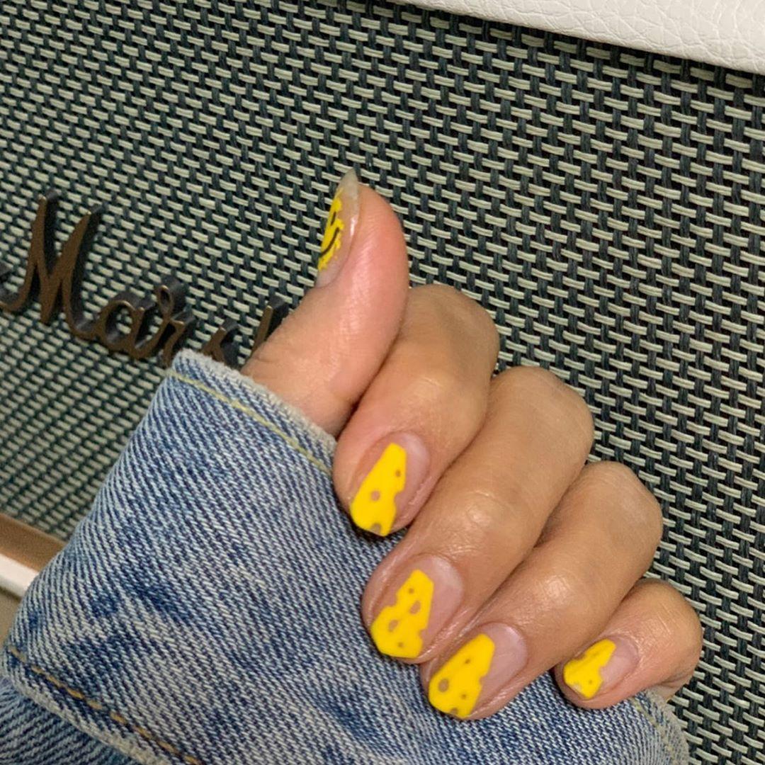 Say cheese! Το νέο… περίεργο nail art που έγινε viral! | tlife.gr