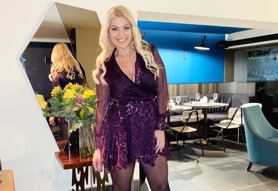 Νάνσυ Παραδεισανού: Πάρτι για την γιορτή της με τους συνεργάτες της από το Πρωινό! [pics,vid] | tlife.gr