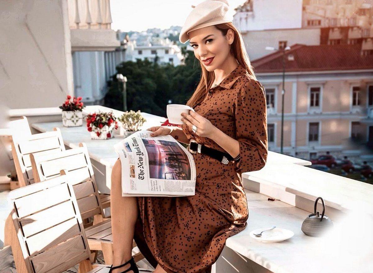 Νικολέττα Ράλλη: Έτσι προετοιμάζεται για τον ερχομό της κόρης της! Video | tlife.gr
