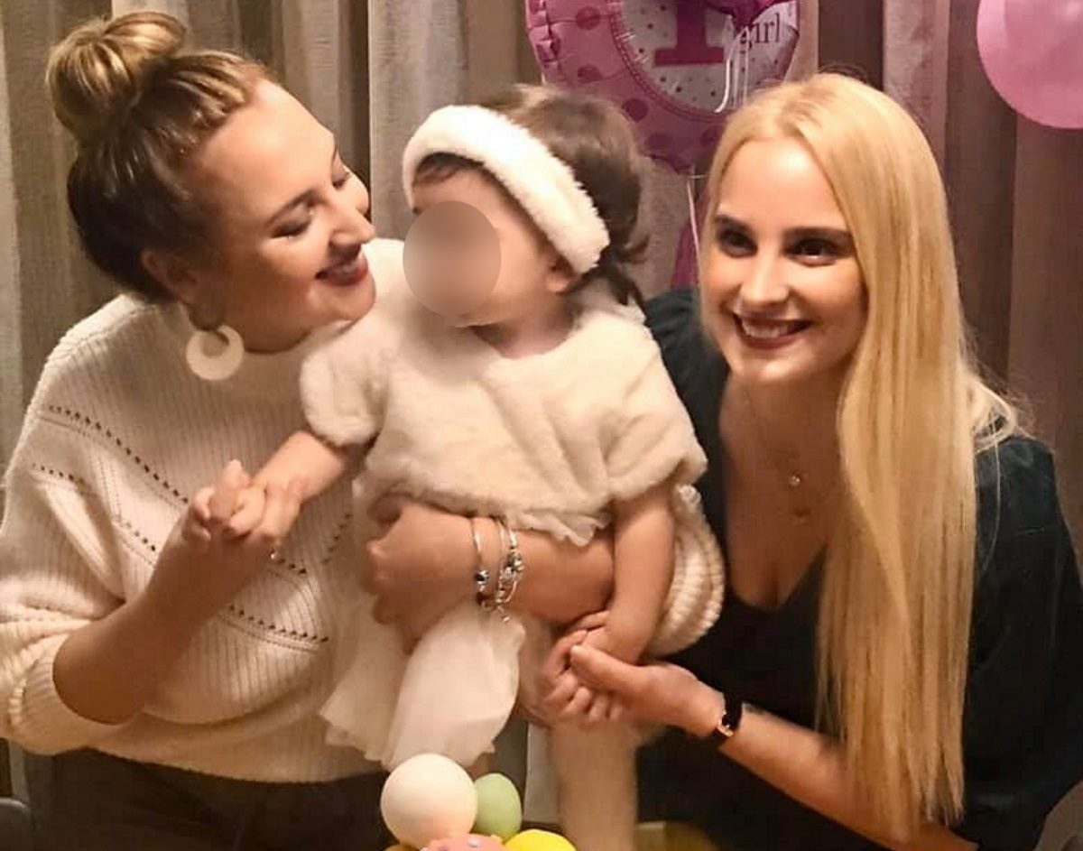Άννη Πανταζή: Το πάρτι για τα πρώτα γενέθλια της κόρης της και η εντυπωσιακή τούρτα [pics] | tlife.gr