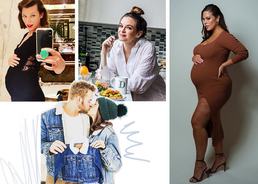 New parents in town! Οι celebrities που θα γίνουν γονείς τη φετινή χρονιά! | tlife.gr