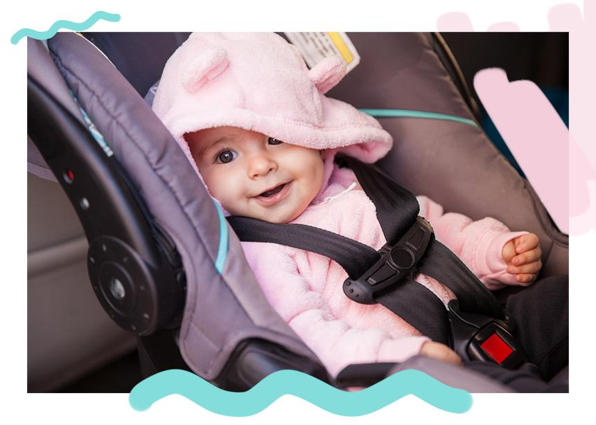 Πάμε βόλτα; Tips για να επιλέξεις το σωστό κάθισμα αυτοκινήτου για το μικρό σου!