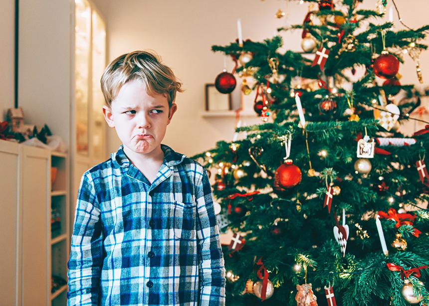 Πώς θα βοηθήσεις το παιδί σου να ξεπεράσει τα Χριστούγεννα και να επιστρέψει ομαλά στο σχολείο; | tlife.gr