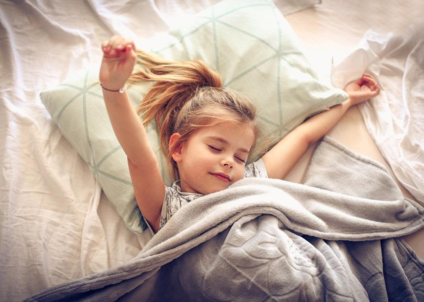 Πώς θα κάνεις το παιδί σου να ξυπνά (ξανά) νωρίς;