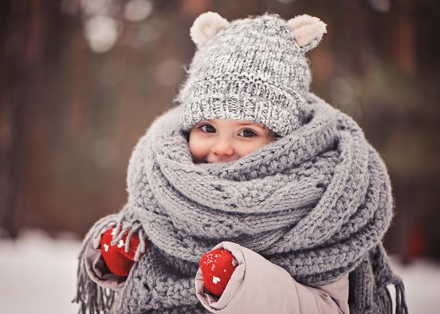 Tips για να προστατέψεις το μικρό σου από το (υπερβολικό) κρύο | tlife.gr