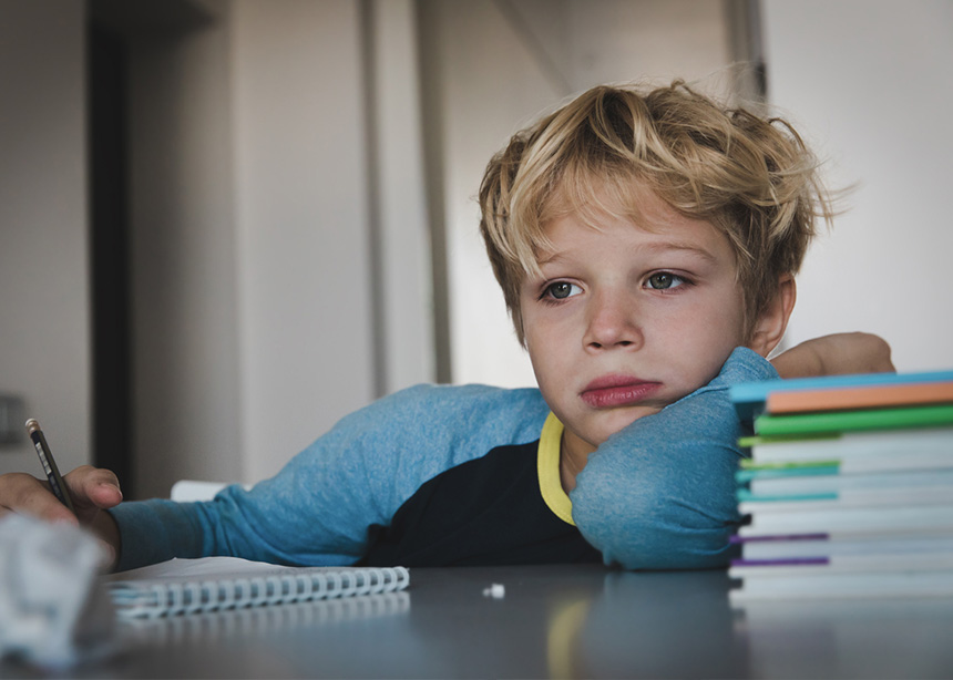 5 σημάδια ότι το μικρό σου έχει υπερβολικό άγχος (και πώς μπορείς να το βοηθήσεις)!