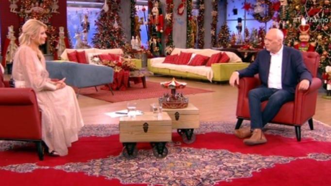Γιώργος Παπαδάκης: Τι συμβουλή έδωσε στη Φαίη Σκορδά για την προσωπική της ζωή! Βίντεο | tlife.gr