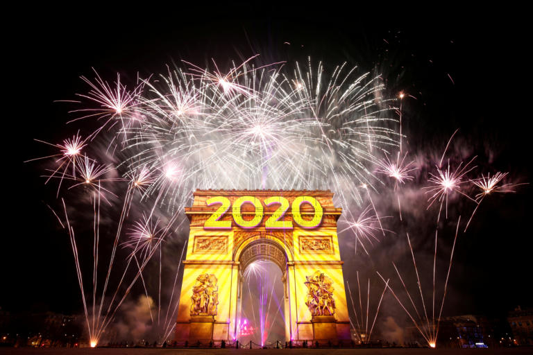 Πώς υποδέχθηκε ο πλανήτης το 2020! Φωτογραφίες και βίντεο | tlife.gr