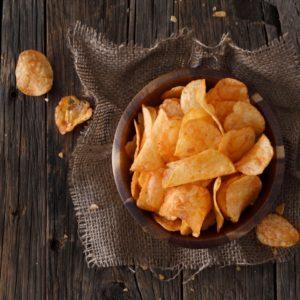 Νόστιμα πατατάκια από κολοκύθα