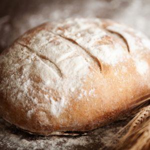 Σπιτικό, νόστιμο και τραγανό ψωμί