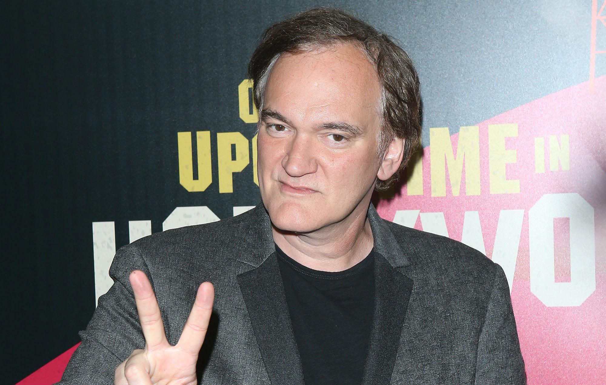 Αυτός είναι ο αγαπημένος ηθοποιός του Tarantino!