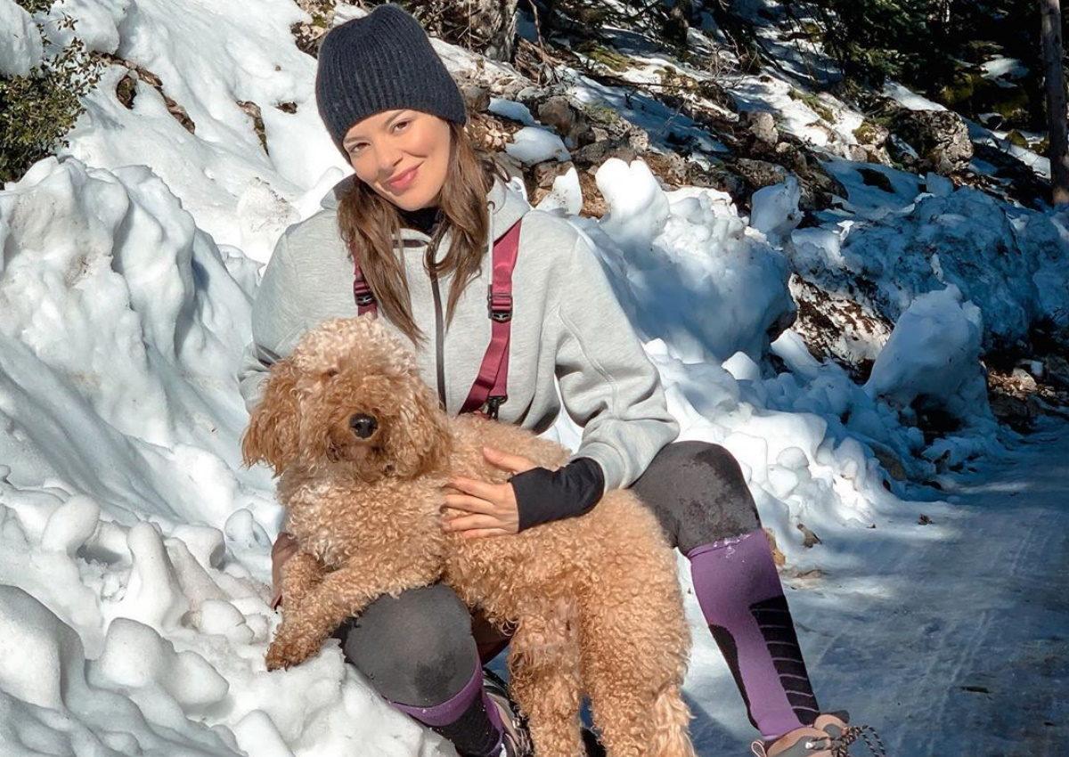 Νικολέττα Ράλλη: Απόδραση στον χιονισμένο Παρνασσό μαζί με τον σύντροφό της, Μιχάλη Ανδρούτσο! [pics] | tlife.gr