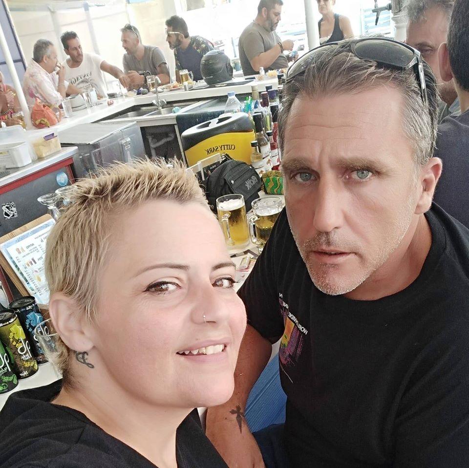 Ραγίζει καρδιές το αντίο του συντρόφου και των φίλων της Ρενάτας του Πανιωνίου που την λύγισε ο καρκίνος | tlife.gr