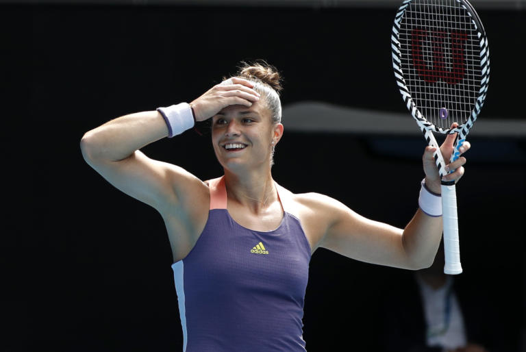Σάκκαρη: Πέρασε την «καταραμένη» φάση! Τεράστια πρόκριση στο Australian Open