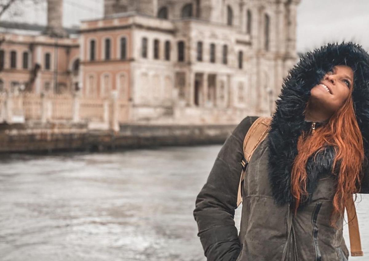 Σίσσυ Χρηστίδου: Απόδραση express στην Κωνσταντινούπολη! Νέες φωτογραφίες