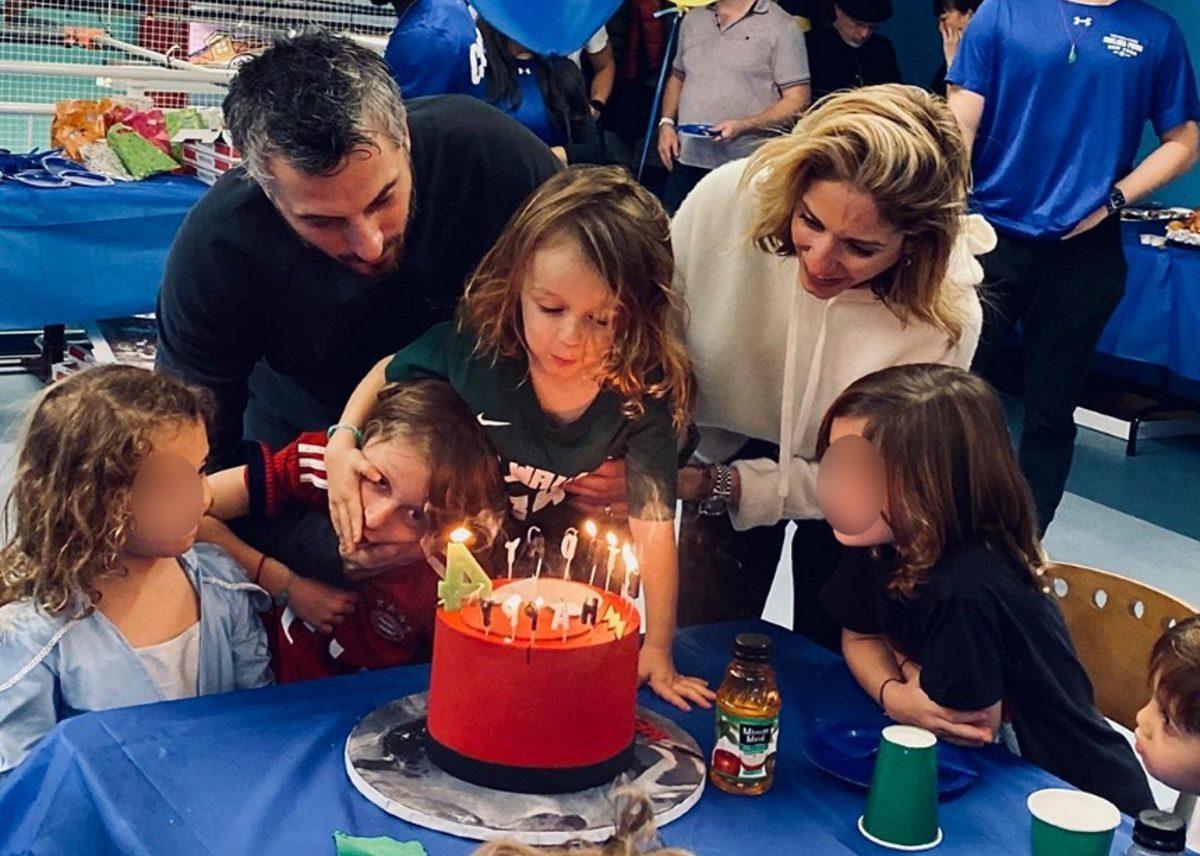 Σοφία Καρβέλα: Το πάρτι υπερπαραγωγή για τα 4α γενέθλια του γιου της [pics, video] | tlife.gr