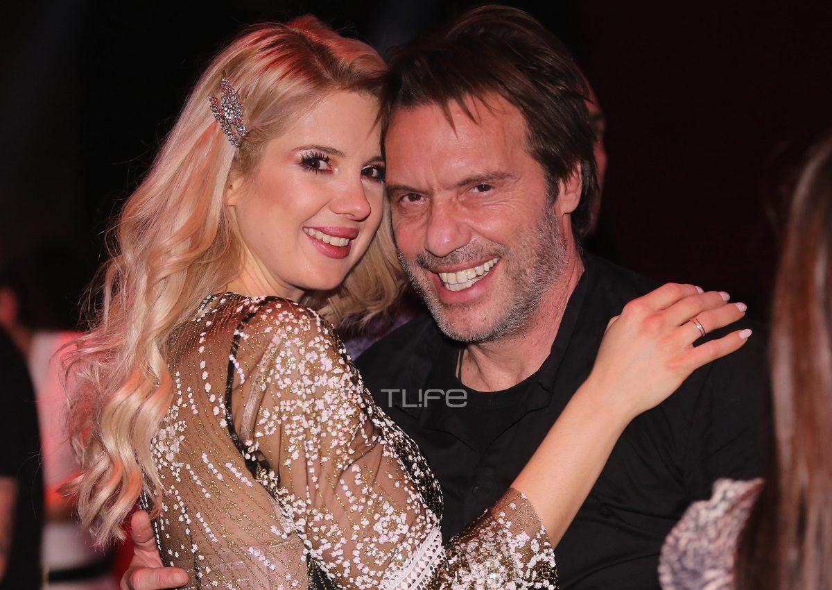 Στράτος Τζωρτζογλου – Σοφία Μαριόλα: Αγκαλιές και παθιασμένα φιλιά σε βραδινή τους έξοδο [pics] | tlife.gr