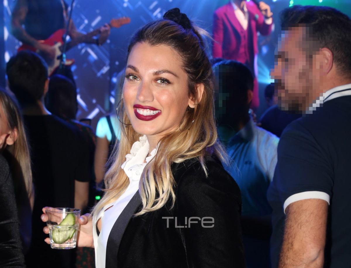 Κωνσταντίνα Σπυροπούλου: Βραδινή έξοδος με… ανανεωμένο και chic look! [pics]