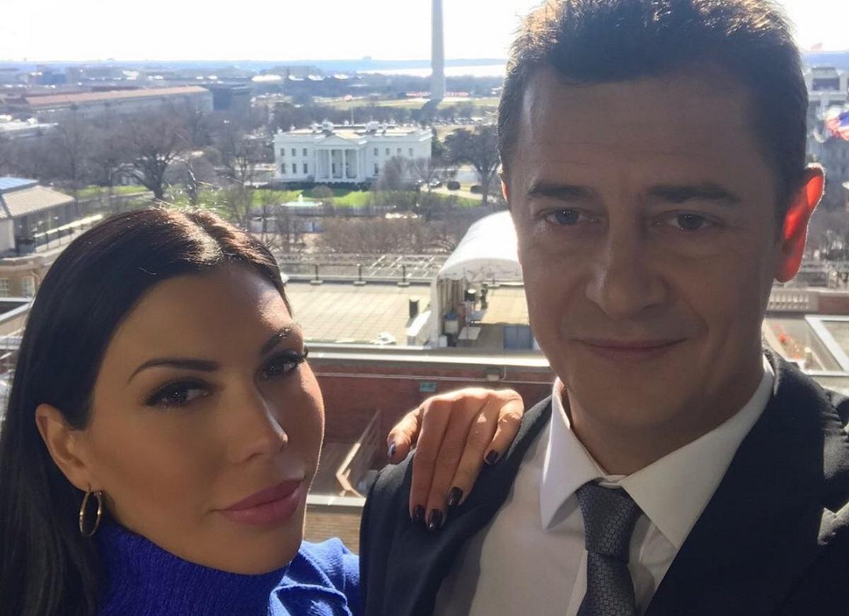 """Ιωάννα Μπούκη: Βιντεοσκοπεί τον Αντώνη Σρόιτερ να """"λιώνει"""" στη γυμναστική!"""