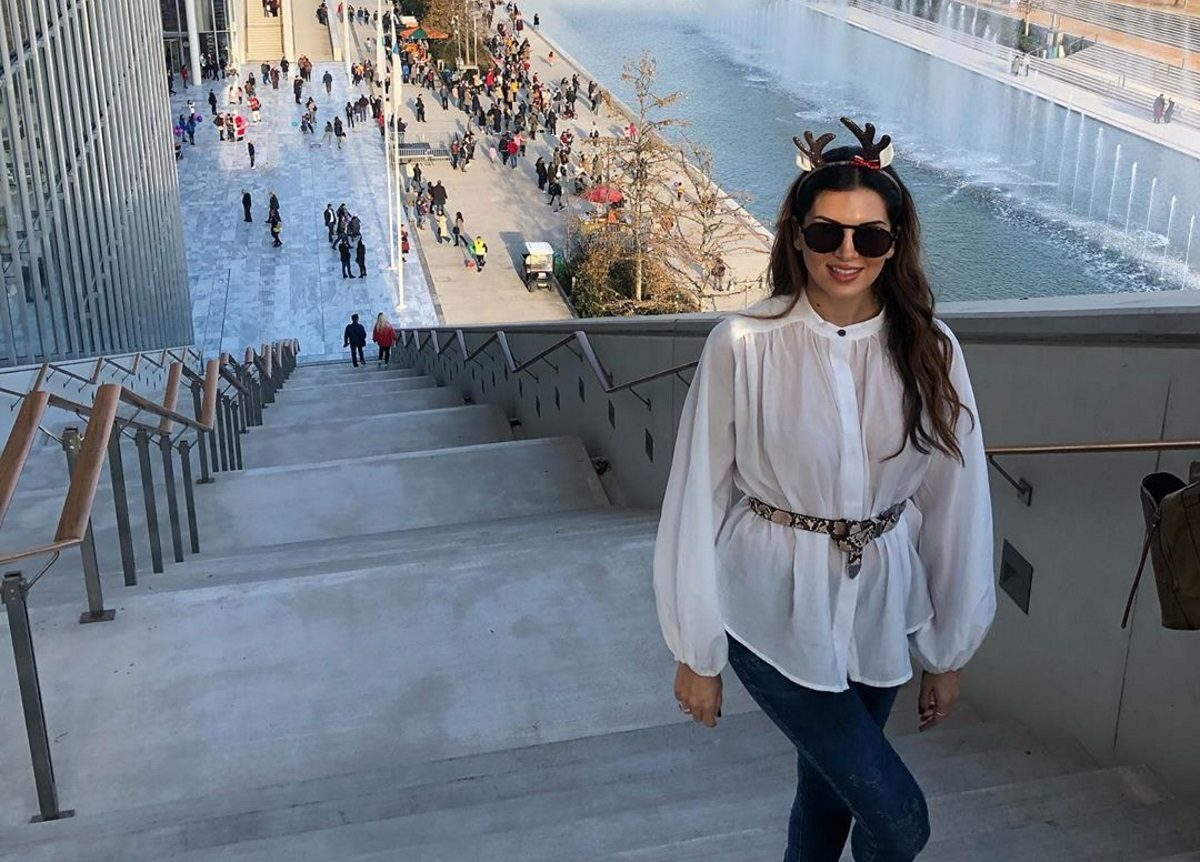 Σταματίνα Τσιμτσιλή: Αναπολεί το καλοκαίρι μέσα στην καρδιά του χειμώνα [pic]   tlife.gr