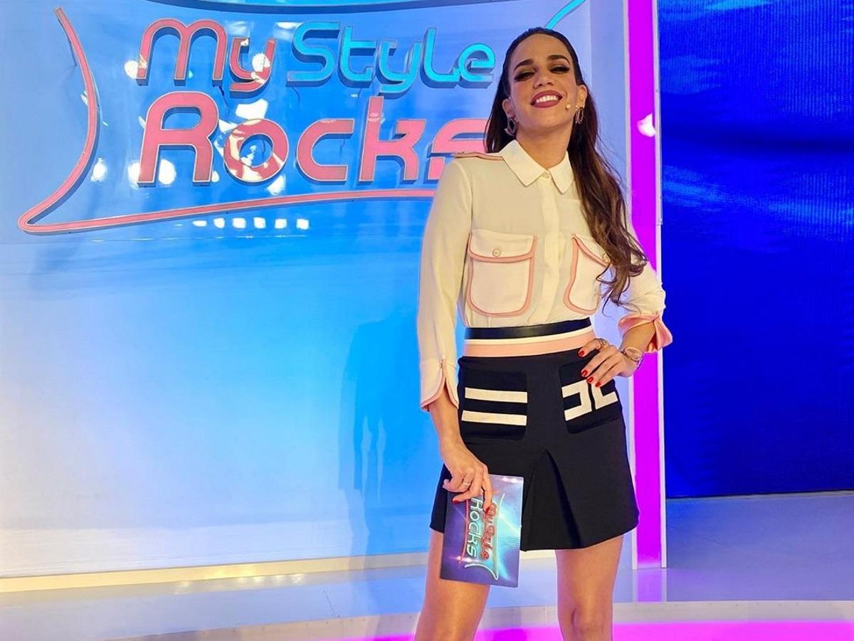 Κατερίνα Στικούδη: Ο ξέφρενος χορός της στα backstage του My Style Rocks! Video