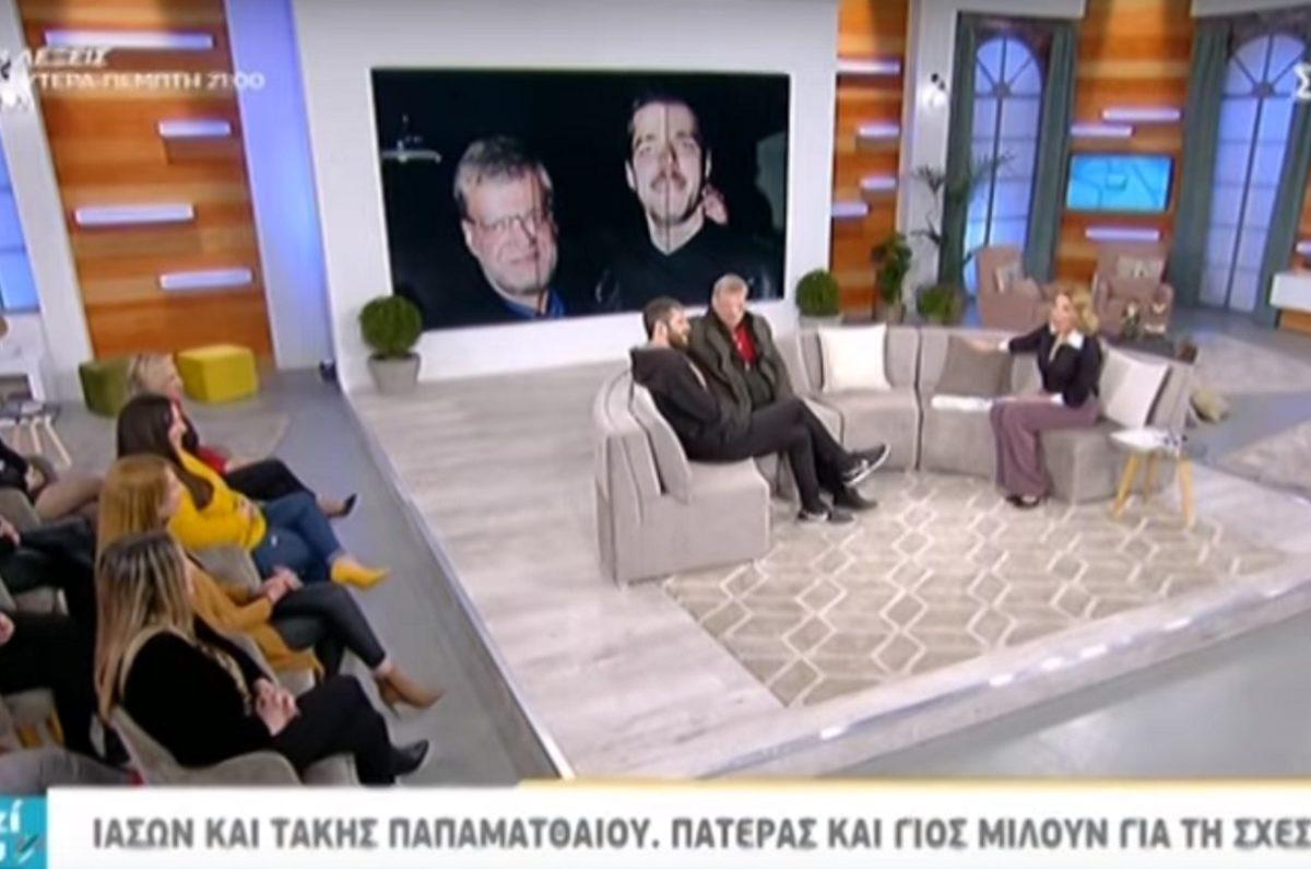 Ιάσονας Παπαματθαίου: Η έκπληξη της Τατιάνας στον πρωταγωνιστή των «8 Λέξεων» [video] | tlife.gr