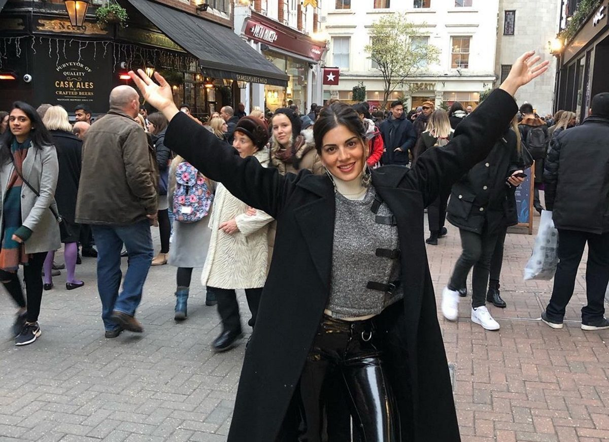 Σταματίνα Τσιμτσιλή: Έτσι πέρασε το Σαββατοκύριακό της! [pics] | tlife.gr