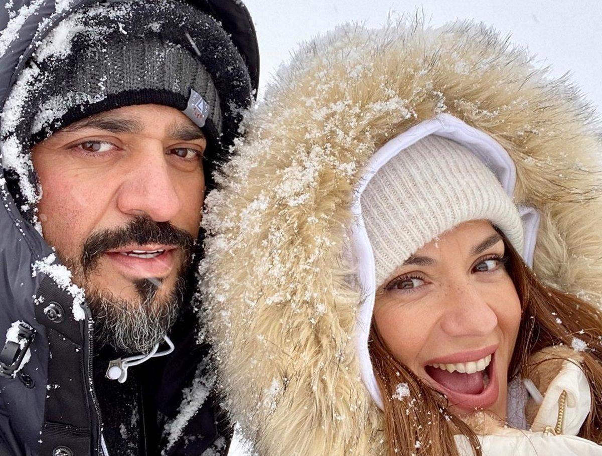 Βάσω Λασκαράκη: Ο Λευτέρης Σουλτάτος της ευχήθηκε για τη γιορτή της με τον πιο γλυκό τρόπο! | tlife.gr