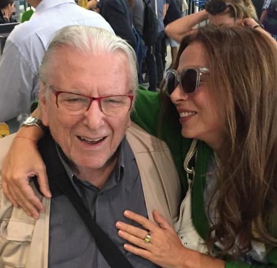 Κώστας Βουτσάς: Συγκινεί με το αντίο της η Χριστίνα Αλεξανιάν – «Έφυγες λατρεμένε.. πόση αγάπη γενναιόδωρα πρόσφερες» | tlife.gr