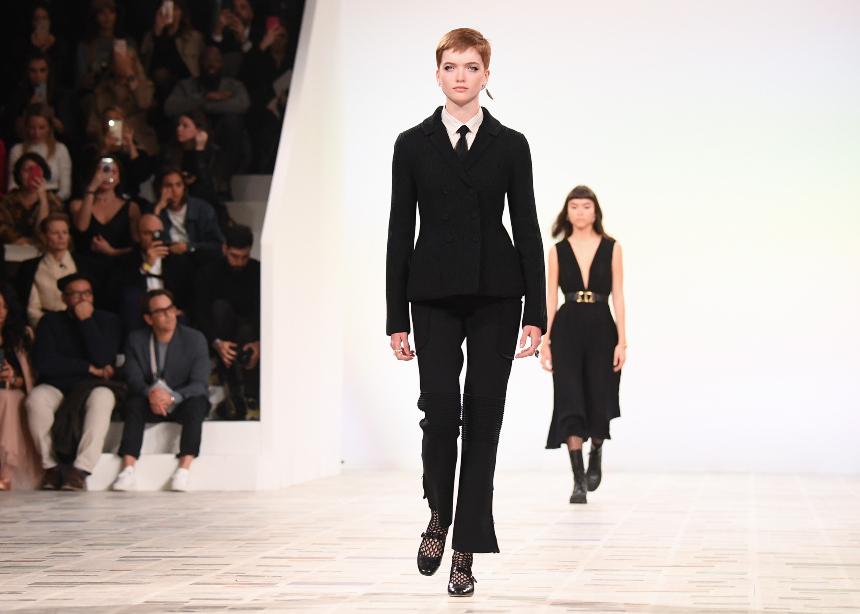 Δες όλο το Dior show από την Εβδομάδα Μόδας στο Παρίσι
