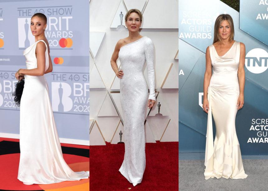 Οι διάσημες επιλέγουν λευκό για το red carpet