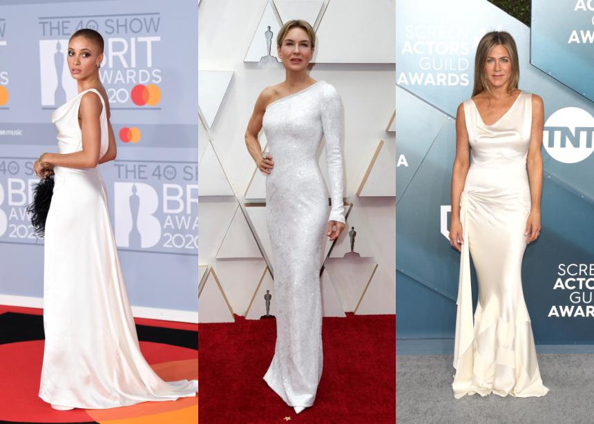 Οι διάσημες επιλέγουν λευκό για το red carpet | tlife.gr
