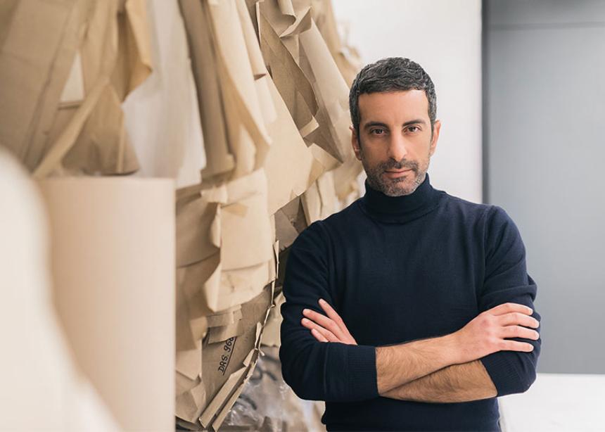 Αγόρασε ρούχα του Stelios Koudounaris με έκπτωση 50% | tlife.gr