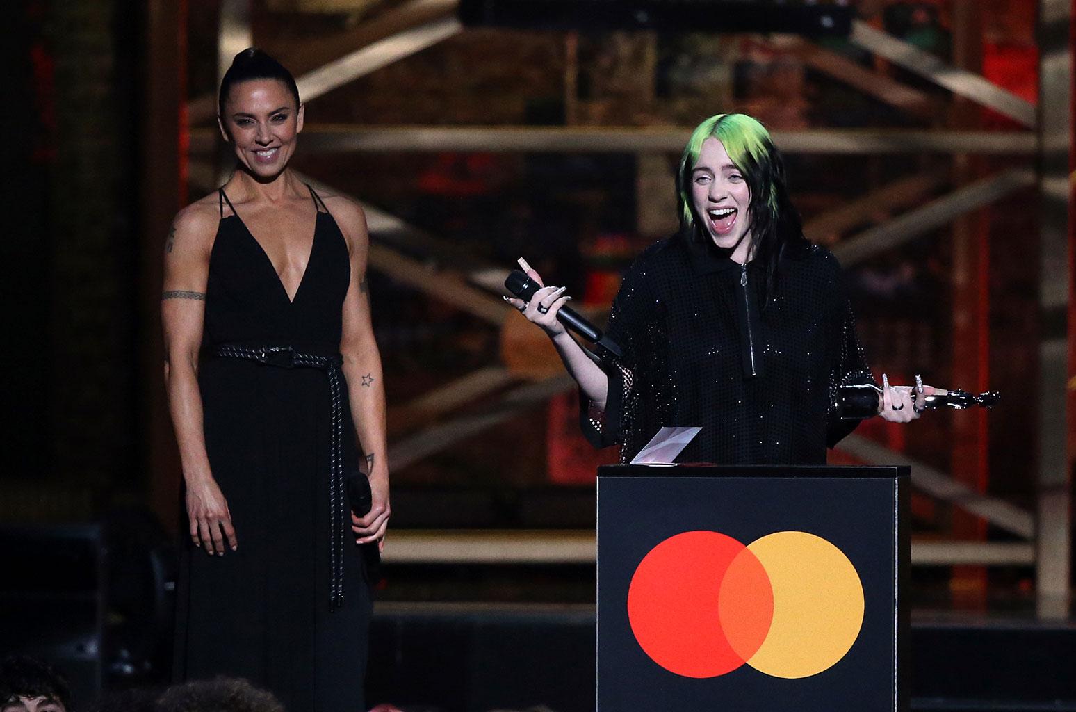 Αυτοί είναι οι νικητές των Brit Awards 2020!