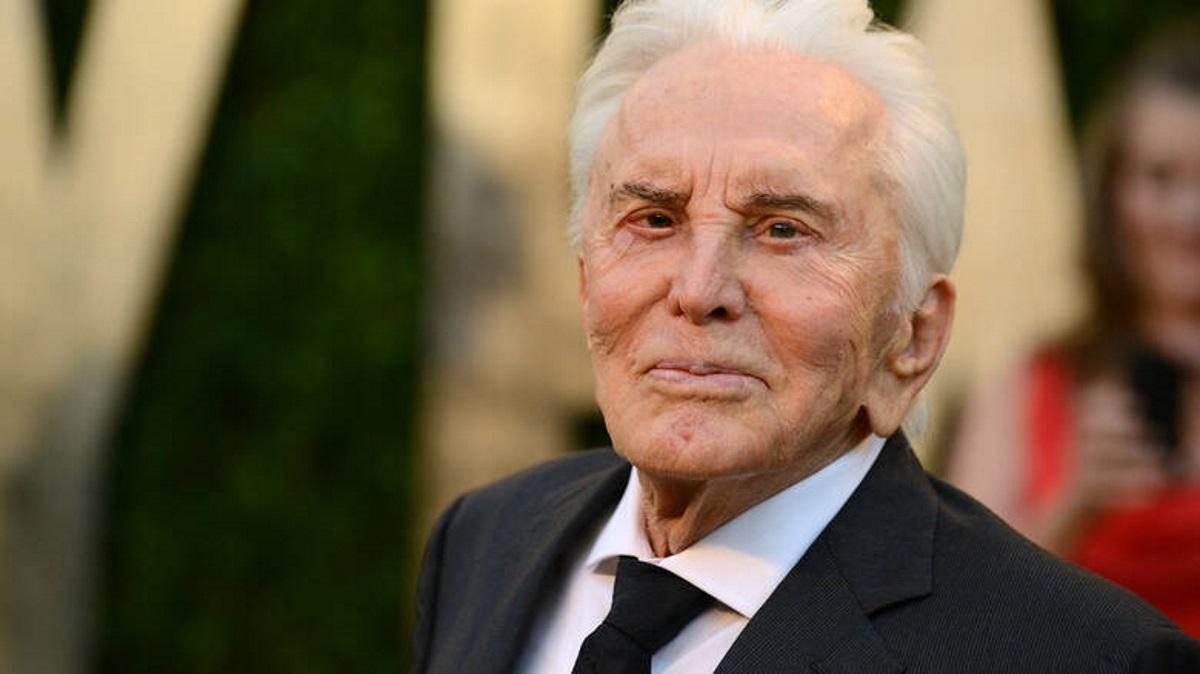 Πέθανε ο σπουδαίος ηθοποιός Kirk Douglas σε ηλικία 103 ετών