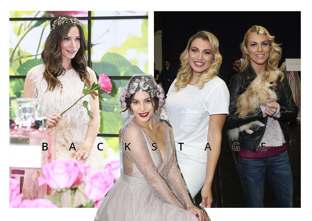 Yes I Do Catwalk: Όλα όσα έγιναν στα παρασκήνια του bridal fashion show! [pics] | tlife.gr